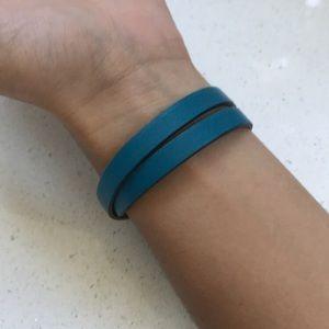 Hermès Barenia Leather Hapi 3 GM. Bracelet